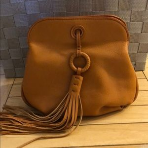 🆕 HOBO leather crossbody